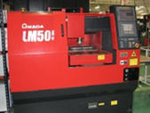 薄物レーザ加工機 LM50